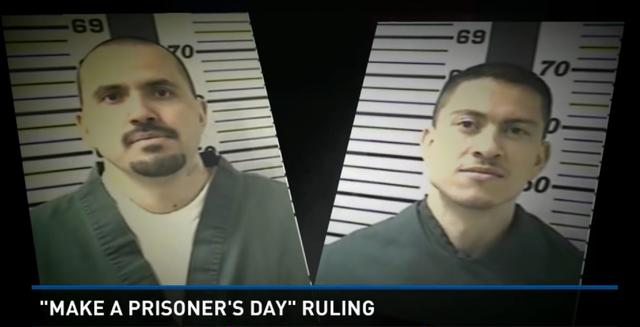 Can Prisoners Stand Their Ground?